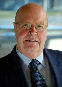 Cobourg Mayor Gil Brocanier