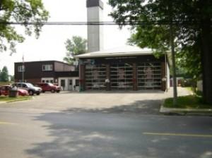 Port Hope fire station