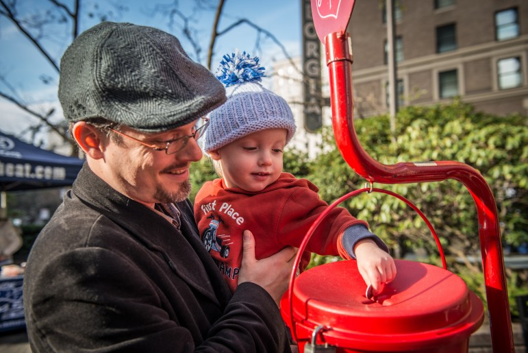 Christmas Kettle campaign