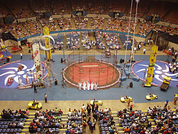 photo 3 ring circus