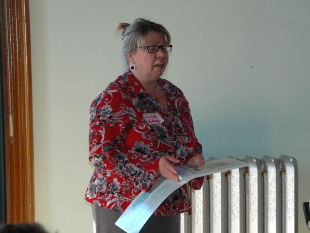 Sonya Vellenga, executive director Kawartha Sexual Assault Centre