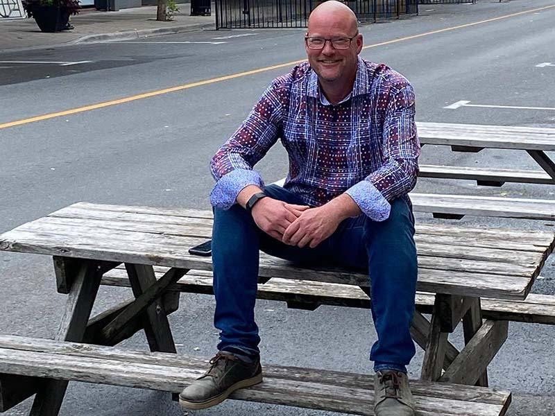 Adam Bureau, Cobourg town councillor