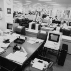 Do newsrooms have to be in … newsrooms?